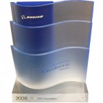 Boeing Performance Excellence Award - 2009